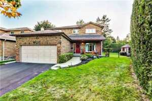2-Storey Detached 4+1 Bdrm Home W/ Fin Bsmnt In Clarkson
