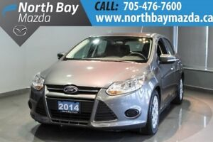 2014 Ford Focus SE 2.0L + FORD-SYNC + Heated Front Seats
