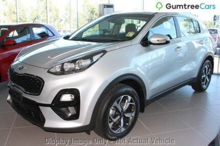 2018 Kia Sportage QL MY19 Si 2WD Sparkling Silver 6 Speed Sports Automatic Wagon Yeerongpilly Brisbane South West Preview