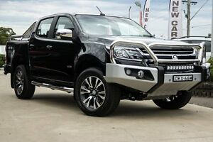 2016 Holden Colorado RG MY16 LTZ Crew Cab Mineral Black 6 Speed Sports Automatic Utility Blacktown Blacktown Area Preview