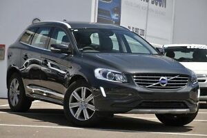 2016 Volvo XC60 DZ MY16 T5 Luxury Savile Grey 8 Speed Automatic Wagon Dee Why Manly Area Preview