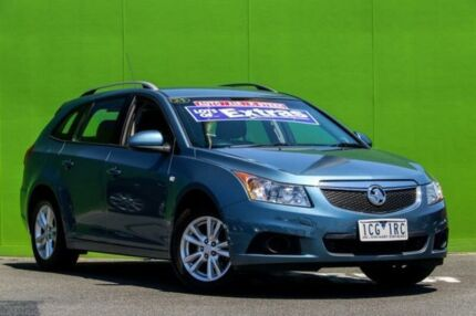 2014 Holden Cruze JH Series II MY14 CD Sportwagon Blue 6 Speed Sports Automatic Wagon Ringwood East Maroondah Area Preview