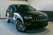 2013 Jeep Grand Cherokee WK MY2014 Laredo Black 8 Speed Sports Automatic Wagon Hillcrest Port Adelaide Area Preview