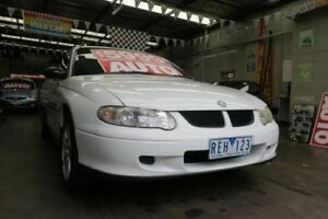 2001 Holden Commodore VU 4 Speed Automatic Utility