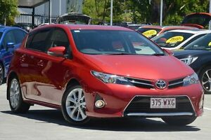 2012 Toyota Corolla ZRE182R Ascent Sport S-CVT Red 7 Speed Constant Variable Hatchback Toowong Brisbane North West Preview