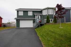 Now $319,900! 1798 Topsail Road, Paradise - Beautiful Home!!