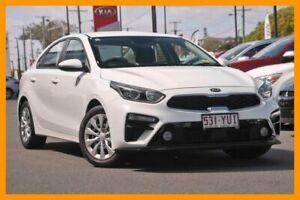 2018 Kia Cerato BD MY19 S White 6 Speed Sports Automatic Sedan Mount Gravatt Brisbane South East Preview