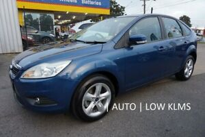 2010 Ford Focus LV LX Ocean 4 Speed Sports Automatic Hatchback Dandenong Greater Dandenong Preview
