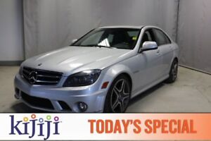 2009 Mercedes-Benz C-Class C63 AMG Leather,  Heated Seats,  Sunr