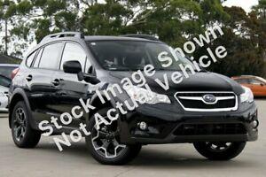 2014 Subaru XV MY14 2.0I-L Black Continuous Variable Wagon Gateshead Lake Macquarie Area Preview