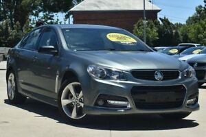2015 Holden Commodore VF MY15 SV6 Storm Grey 6 Speed Sports Automatic Sedan Toowoomba Toowoomba City Preview