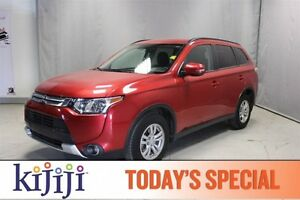 2015 Mitsubishi Outlander AWC SE Heated Seats,  Bluetooth,  A/C,