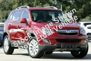 2015 Holden Captiva CG MY15 5 LT Velvet Red 6 Speed Sports Automatic Wagon Wangara Wanneroo Area Preview