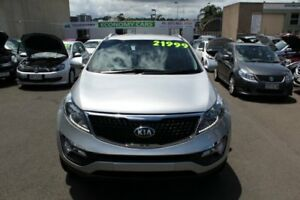 2015 Kia Sportage SL MY15 Si 2WD Premium Silver 6 Speed Sports Automatic Wagon