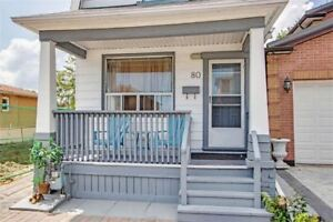 Well Maintained 2 Storey Detached House In High Demand Location