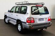 2004 Toyota Landcruiser UZJ100R GXL (4x4) Warm Silver 5 Speed Automatic Wagon Rockingham Rockingham Area Preview