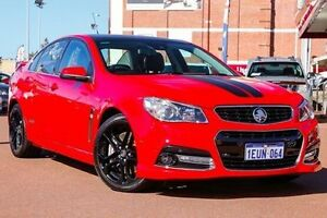 2015 Holden Commodore VF MY15 SS V Redline Red 6 Speed Sports Automatic Sedan Fremantle Fremantle Area Preview