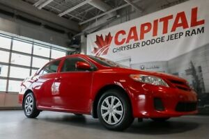 2013 Toyota Corolla CE | Power Sunroof | Heated Seats |
