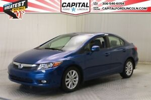 2012 Honda Civic Sdn EX-L **New Arrival**