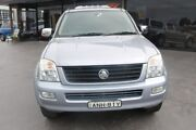 2005 Holden Rodeo RA MY05 LT Crew Cab Blue 4 Speed Automatic Utility Smeaton Grange Camden Area Preview