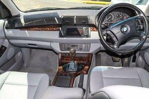 2003 BMW X5 4.4IE53 Black Automatic 4DWAGON
