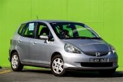 2008 Honda Jazz GD VTi Silver 5 Speed Manual Hatchback Ringwood East Maroondah Area Preview