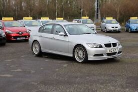 ALPINA D3 4 door saloon bi-turbo (silver) 2008