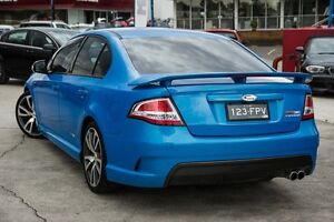 2010 Ford Performance Vehicles F6 FG Blue 6 Speed Sports Automatic Sedan Penrith Penrith Area Preview