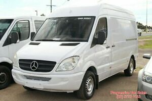 2008 Mercedes-Benz Sprinter Auto 2 TONNE 5 Speed Automatic Van Carrum Downs Frankston Area Preview