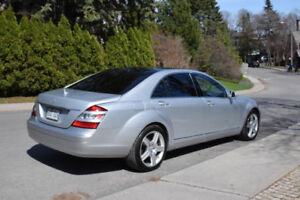 2007 Mercedes-Benz S-Class- Exceptional Condition