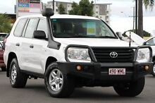 2012 Toyota Landcruiser VDJ200R MY10 GX Glacier 6 Speed Sports Automatic Wagon Macgregor Brisbane South West Preview