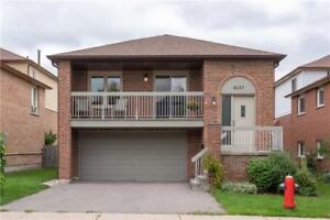 Bright, Inviting And Spacious 4 Bedroom, 5 Level Backsplit!