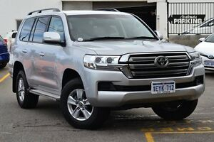 2016 Toyota Landcruiser VDJ200R GXL Silver Pearl 6 Speed Sports Automatic Wagon Claremont Nedlands Area Preview