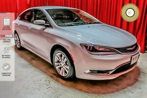 2015 Chrysler 200 PUSH TO START! HEATED SEATS! BLUETOOTH!