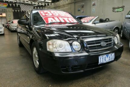 2005 Kia Optima GD 4 Speed Tiptronic Sedan Mordialloc Kingston Area Preview