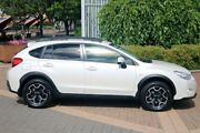2014 Subaru XV G4X MY14 2.0i-L Lineartronic AWD White 6 Speed Constant Variable Wagon Wayville Unley Area Preview