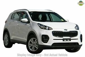 2017 Kia Sportage QL MY17 Si 2WD Clear White 6 Speed Sports Automatic Wagon Blacktown Blacktown Area Preview