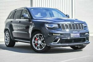 2014 Jeep Grand Cherokee WK MY15 SRT Grey 8 Speed Sports Automatic Wagon Osborne Park Stirling Area Preview