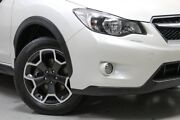 2013 Subaru XV G4X MY13 2.0i-S Lineartronic AWD White 6 Speed Constant Variable Wagon Hamilton East Newcastle Area Preview
