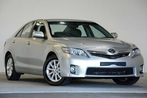 2011 Toyota Camry AHV40R Hybrid Silver Continuous Variable Sedan Coopers Plains Brisbane South West Preview