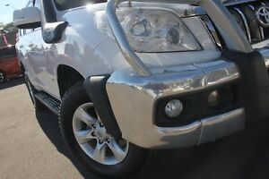 2010 Toyota Landcruiser Prado KDJ150R GXL Glacier White 6 Speed Manual Wagon Windsor Hawkesbury Area Preview