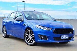 2015 Ford Falcon FG X XR6 Turbo Blue 6 Speed Sports Automatic Sedan Midland Swan Area Preview