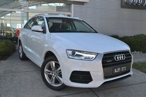 2016 Audi Q3 8U MY17 TFSI S tronic quattro Sport White 7 Speed Sports Automatic Dual Clutch Wagon Burwood Whitehorse Area Preview