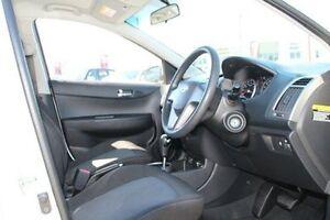 2014 Hyundai i20 White Automatic Hatchback St James Victoria Park Area Preview