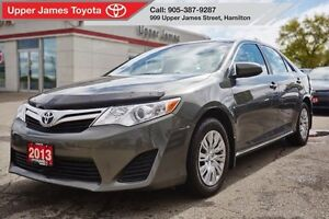 2013 Toyota Camry LE - No accidents, Carproof clean!