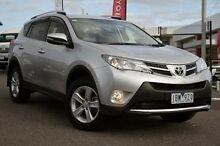 2014 Toyota RAV4  Silver Sports Automatic Wagon Keysborough Greater Dandenong Preview
