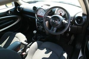 2013 Mini Paceman R61 Cooper White 6 Speed Manual Coupe Wilson Canning Area Preview