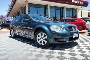 2012 Holden Commodore VE II MY12.5 Omega Sportwagon Blue 6 Speed Sports Automatic Wagon Alfred Cove Melville Area Preview