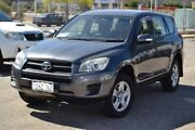 2010 Toyota RAV4 ACA38R MY09 CV 4x2 Grey 4 Speed Automatic Wagon Pearsall Wanneroo Area Preview