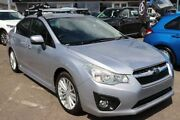 2012 Subaru Impreza G4 MY12 2.0i-S Lineartronic AWD Silver 6 Speed Constant Variable Sedan Slacks Creek Logan Area Preview